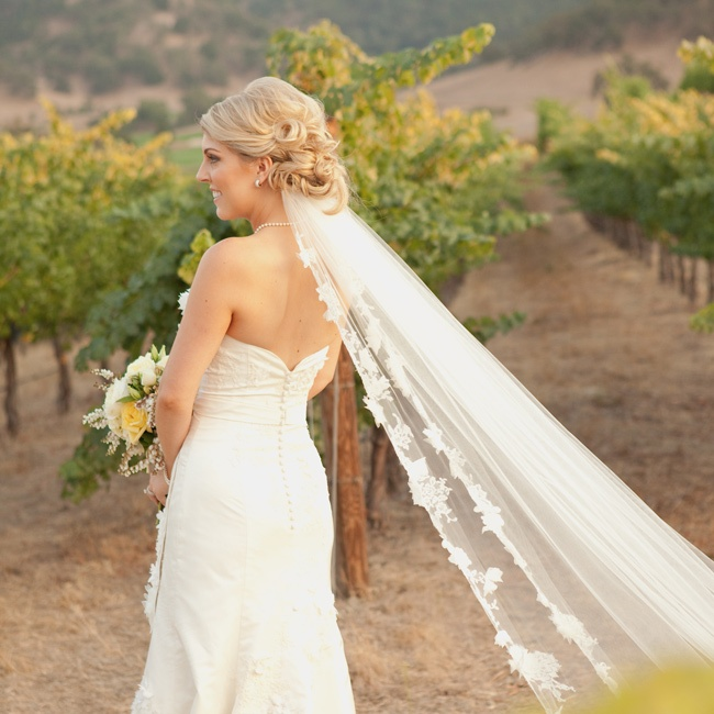 Wedding Hairstyle Veil: 301 Moved Permanently