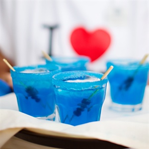 Blue Signature Cocktails