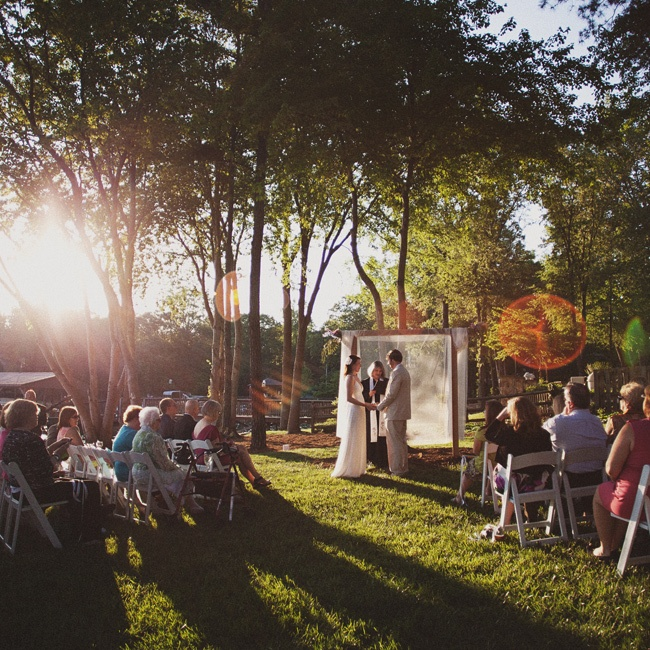 Denver Nn: A Lakeside Wedding In Denver, NC