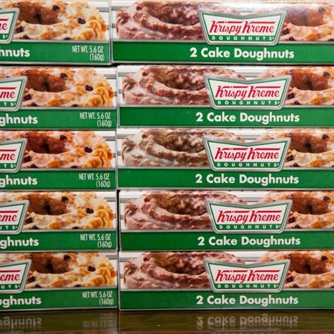 Krispy Kreme Favors