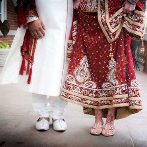 Wedding Lengha and Sherwani