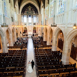 St. Dominic's Church Ceremony
