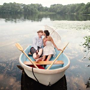 Rowboat Getaway