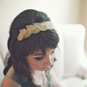 Vintage Bridal Hairband