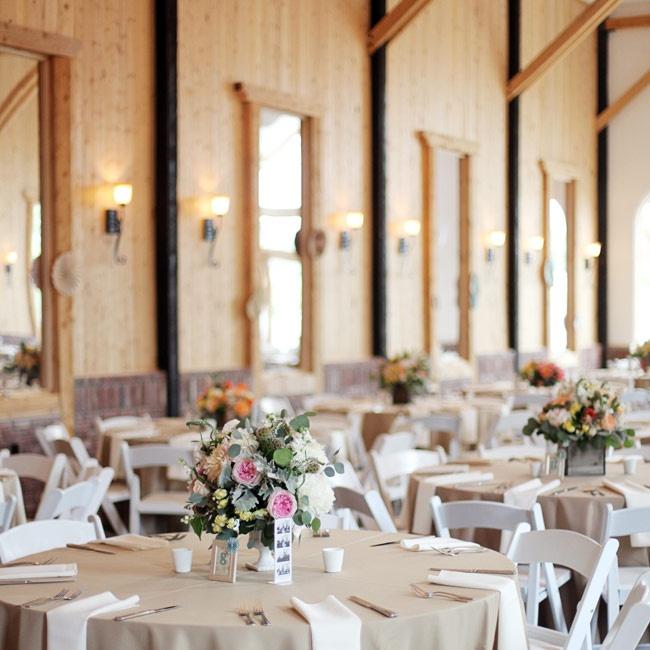 Casual Outdoor Wedding Reception Ideas: A Casual Outdoor Wedding In Larkspur, CO