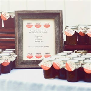Homemade Favors