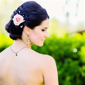 Classic Bridal Updo