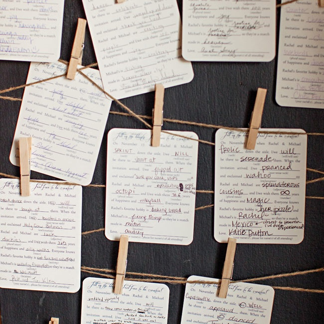 The guests' humorous