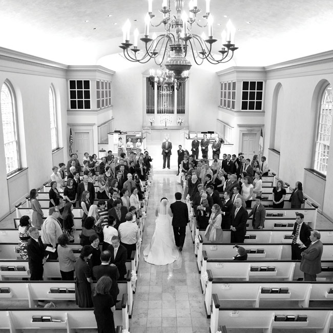 The ceremony and
