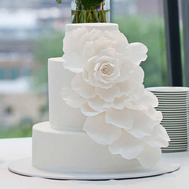 The cascading large-scale