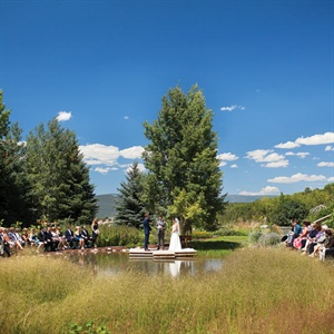 Flying Dog Ranch Ceremony