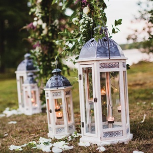 Lantern Ceremony Decor