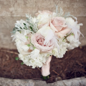 Classic Blush Bridal Bouquet