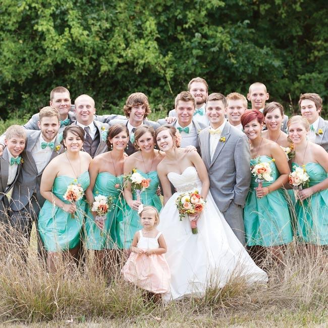 Seafoam Green Wedding Ideas: 301 Moved Permanently