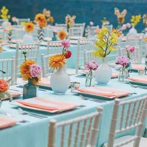 Although