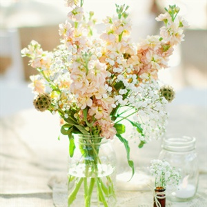 Wildflower Inspired Centerpiece