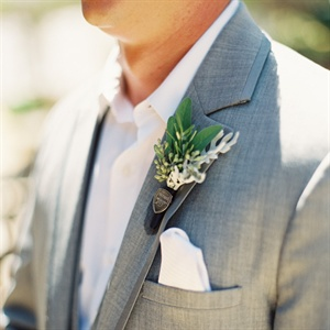 Herbal Lavender Boutonniere