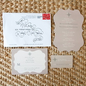 Nautical Style Invitations