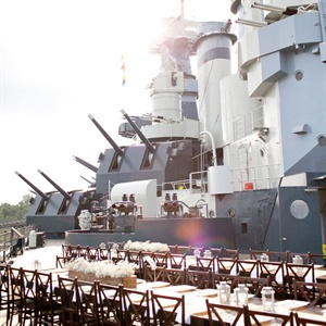 Battleship North Carolina Reception
