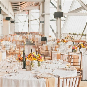 Beaver Stadium Wedding Reception