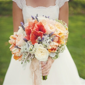 Dreamy Wildflower Bridal Bouquet