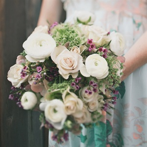 Rustic Rose Bouquet