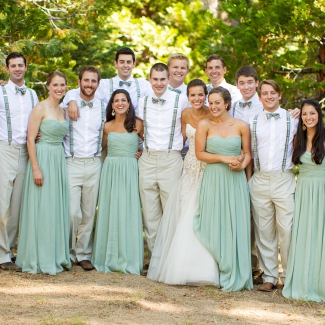 The dusty-shale hue of