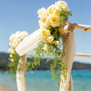 Ivory linen