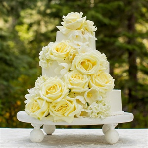 For her wedding, Jess had