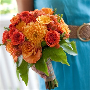 The four bridesmaids