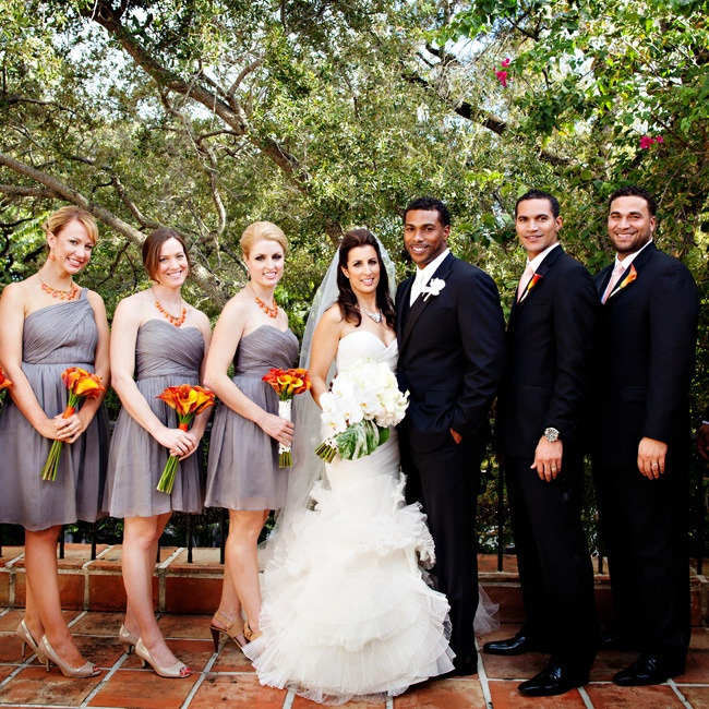 """I knew instantly that I'd found the perfect dress,"" Lauren says