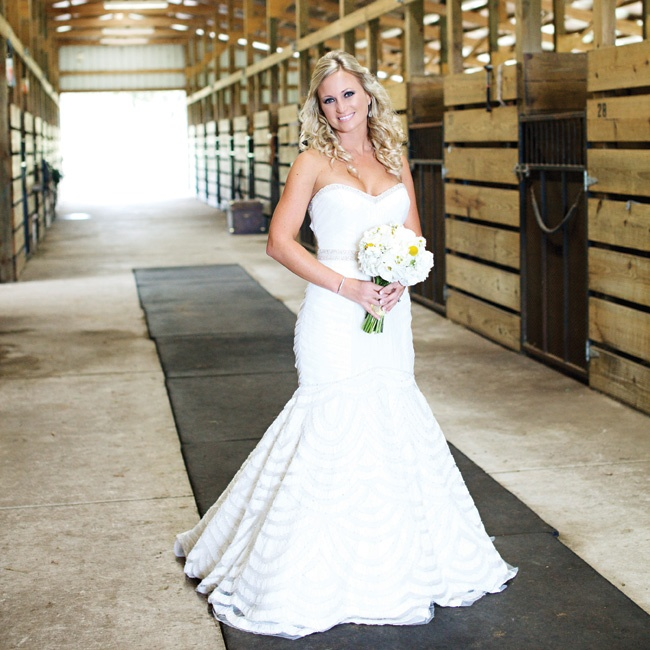 Heather wore