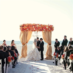 Sandpearl Resort Beach Ceremony Site