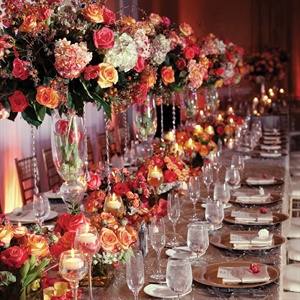 Lush Autumn Inspired Tablescapes