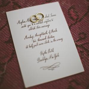 Calligraphy Ceremony Programs