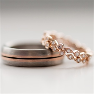 Vintage-Inspired Wedding Ring