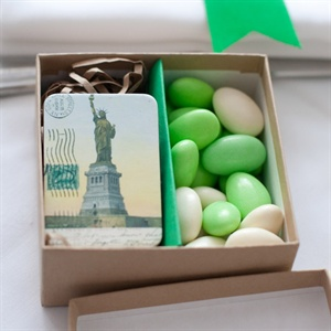 New York Themed Favors