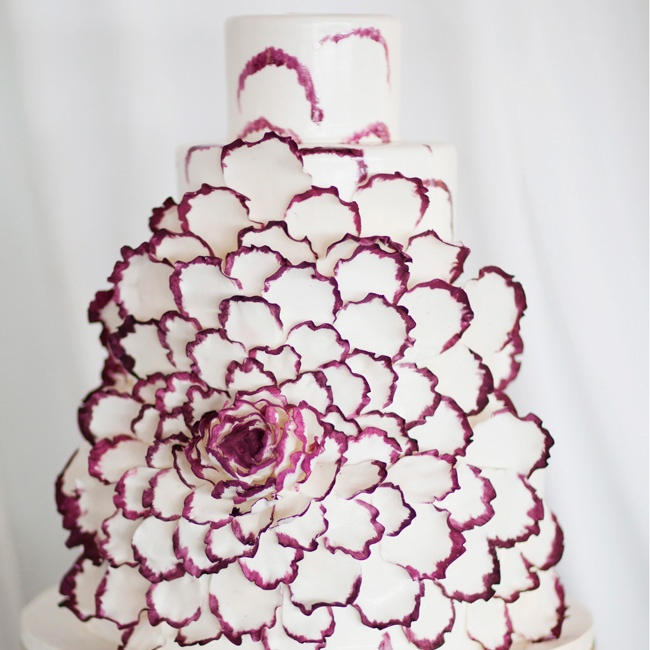 """The cake was the ultimate showstopper,""