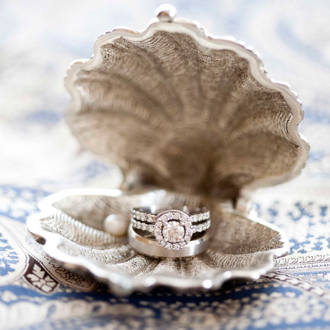 Matei proposed with a brilliant round-cut