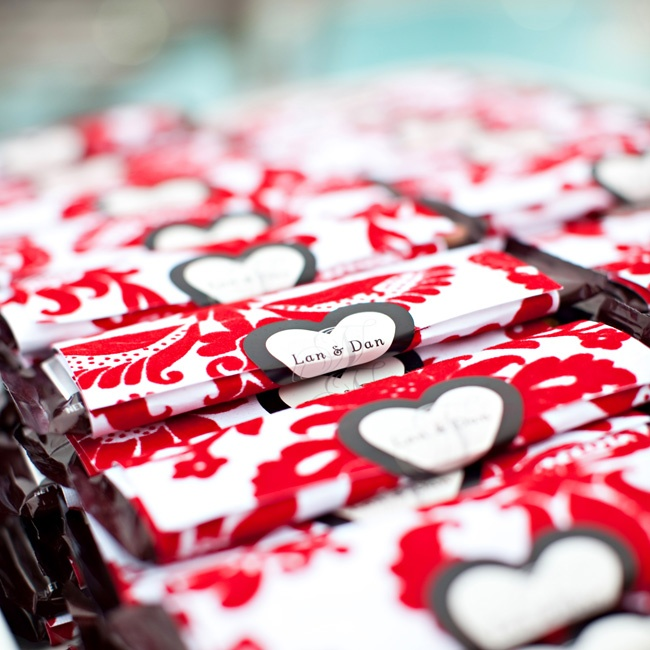 Guests pocketed