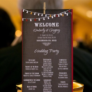Carnival Inspired Ceremony Programs