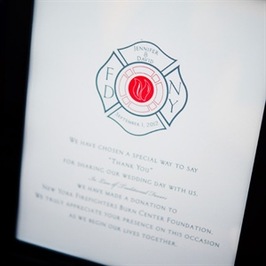 FDNY Donation Favors