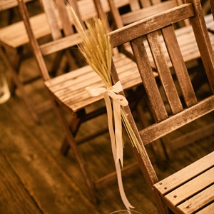 Wheat Aisle Decorations