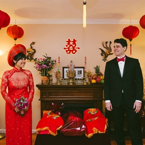 Traditional Chinese Ceremony