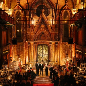 Angel Orensanz Foundation Wedding Ceremony