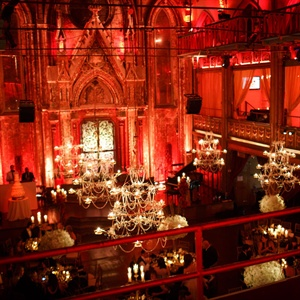 Angel Orensanz Foundation Wedding Reception