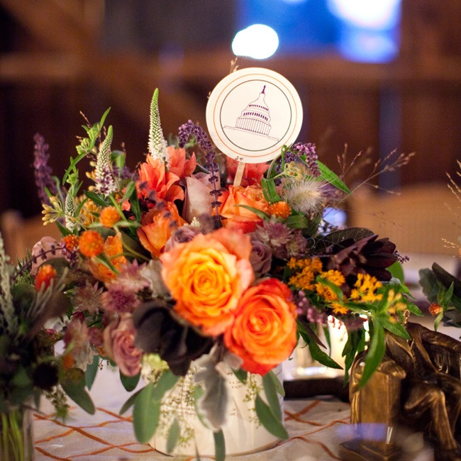"Mallary and Alex describe their day as ""somewhere between rustic