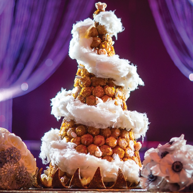 Croquembouche