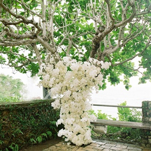 Outdoor Ceremony Decor