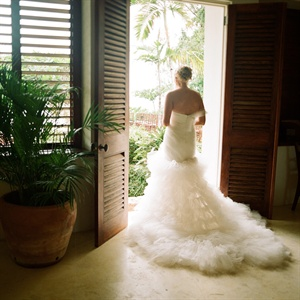 Marchesa Bridal Gown